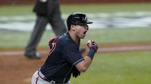 Jonrón de Riley lidera victoria 5-1 de Bravos ante Dodgers