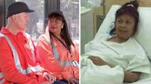 Cleaner gives co-worker kidney after she revealed hers was failing