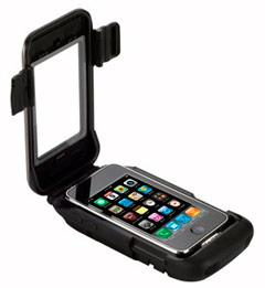 Magellan's waterproof Toughcase wraps GPS module, extended battery around your iPhone