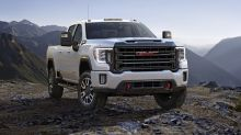 2020 GMC Sierra HD pricing announced