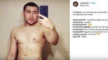 Esta divertida campaña quiere que dejes de publicar fotos sin camiseta