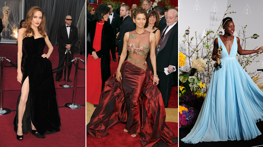 The most memorable Oscars looks of all-time