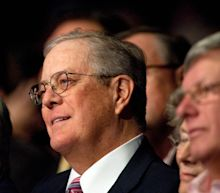Who are the Koch brothers and how did David Koch help shape conservatism in America?