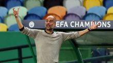 Guardiola must rise to challenge as Man City chase Liverpool