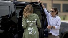 So reagiert US-Komiker George Lopez auf die Jacke von Melania Trump