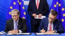 Bill Gates investe em fundo da União Europeia contra o aquecimento global