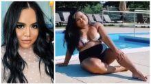 Plus-size influencer defends bikini video after 'vile comments online