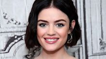 Lucy Hale Admits to Covering a Hickey, Is All of Us