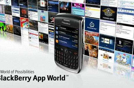 Finally: BlackBerry App World gains 'upgrade all' command