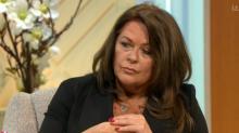 Emily Atack's mum says jungle social media ban will be 'like rehab'