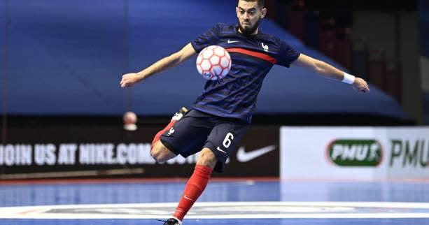 Futsal - Euro 2022 - Les Bleus éliminés en qualifications de l'Euro 2022 de futsal