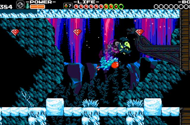 Shovel Knight's DLC hits consoles and PC on September 17th