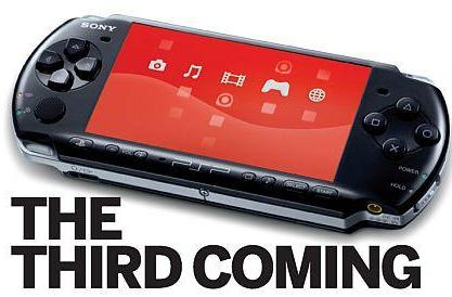 We talk about PSP-3000 in Play Magazine