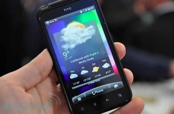 HTC refreshes Android lineup with Incredible S, Desire S and Wildfire S (update: hands-on)