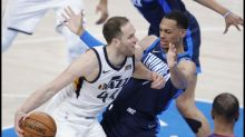 Top seed in West may be on line when Jazz face Kings