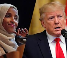 Trump fumes over Ilhan Omar's 'welcome home' crowd