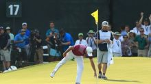 Sergio Garcia aces par-3 17th in The Players first round