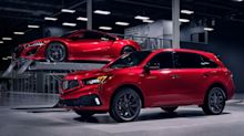 Honda rolls out high-end hand-built Acura SUV