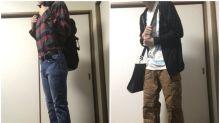 理想與現實 日本宅男形象圖Twitter熱傳