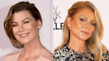 Ellen Pompeo scolds 'Bachelor' creator for insulting Kelly Ripa: 'We don't attack successful women on our network'