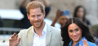 Are Harry and Meghan breaking royal protocol?