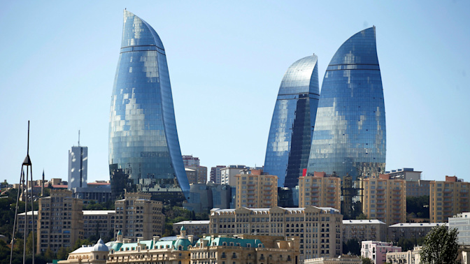 The global economy isn't like your country's economy—it's like Azerbaijan's