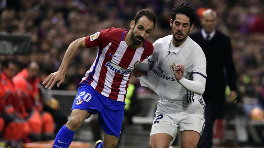 ¿Cómo está el historial entre el Real Madrid y el Atlético Madrid?