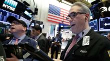 Stocks Lower, But Dow Inches Up; Earnings Roil These Leaders