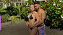 Após assumir namoro, Zé Felipe e Virgínia postam vídeos românticos