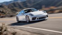 2018 Porsche 911 GT3 PDK Automatic