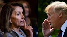 Nancy Pelosi: Trump 'Had A Temper Tantrum For Us All To See'