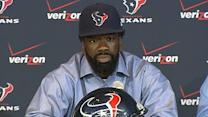 Ed Reed on joining the Texans