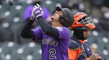 Gomber lifts Rockies 6-3, Astros' 9th loss in 10 games