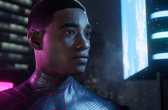 'Spider-Man: Miles Morales' is about half as long as the original game
