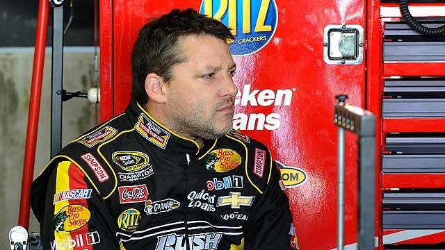 what happened to tony stewart video. Black Bedroom Furniture Sets. Home Design Ideas