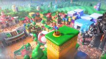 【有片】官方影片發佈 大阪環球影城Super Nintendo World