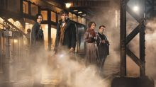 Why Harry Potter director David Yates has returned for Fantastic Beasts