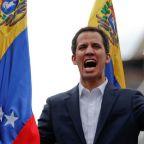 After upstaging Maduro, Venezuela's Guaido seeks to keep up pressure