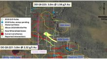 Maple Gold Outlines Additional Mineralization from Step-Out Drilling at Nika and NW Zones