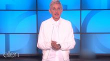 Ellen DeGeneres reflects on 'coming out' episode 20 years later