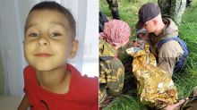 Boy survives two nights lost in forest with bears and wolves