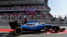 Williams gets mileage boost with filming day run by Formula 1