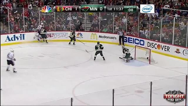 Chicago Blackhawks at Minnesota Wild - 05/13/2014