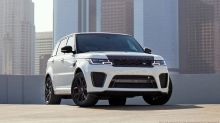 Win the fastest Land Rover ever, the 2021 Range Rover Sport SVR
