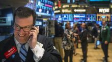 Stock market news live updates: Stocks fall after jobless claims come in worse than expected