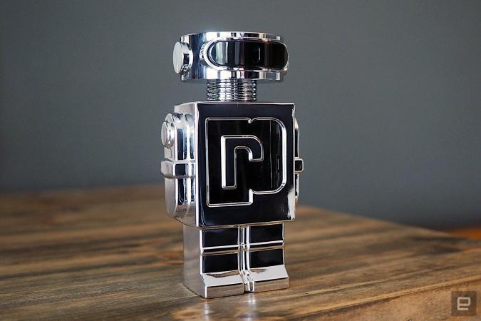 Image of the phantom bottle.