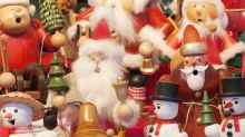 Christmas consumerism can get in the bin