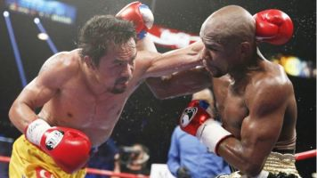 Attention now turns to Mayweather-Pacquiao II