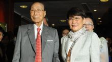 Run Run Shaw's widow, Mona Fong passed away at 83