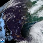 Cristobal enters the Gulf of Mexico